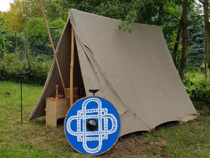 keilzelt/wedge tent/ A-Zelt